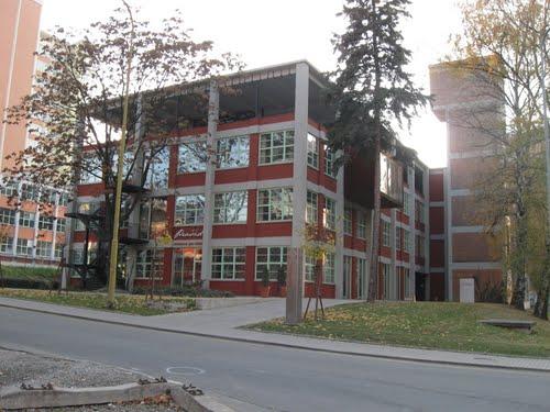 23. budova Zlín